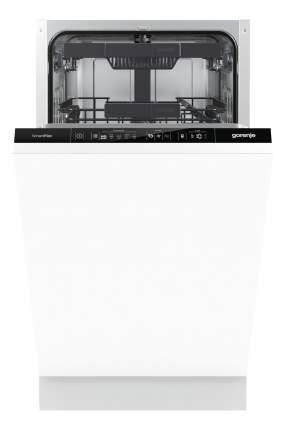 Встраиваемая посудомоечная машина 45см GORENJE MGV5510