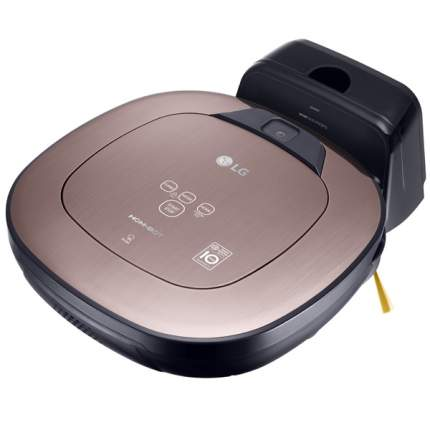 Робот-пылесос LG Hom-Bot Square VRF6570LVMB Gold