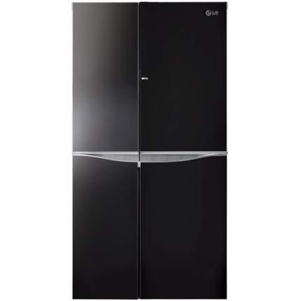 Холодильник LG GC-M257UGBM Black