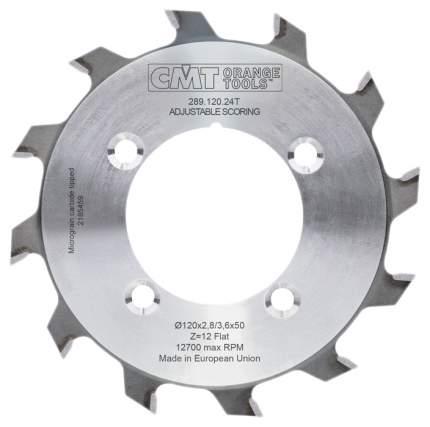 Пильный диск по дереву  CMT 289.120.24T