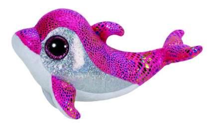 Мягкая игрушка TY Beanie Boos Дельфин Sparkles (розовый) 15 см