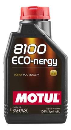 Масло моторное Motul 8100 Eco-nergy 0w-30 1l