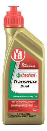 Трансмиссионное масло Castrol Transmax DUAL 75w 1л 157F3E