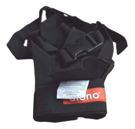 Поводок страховочный для детей Sure Steps Diono черный 40175