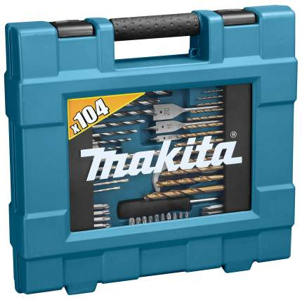 Наборы бит и сверл для дрелей, шуруповертов Makita D-31778