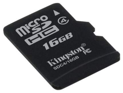 Карта памяти Kingston Micro SDHC 16GB