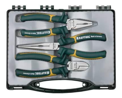 Набор шарнирно-губцевого инструмента Kraftool 22003-H3