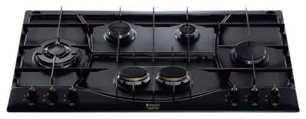 Встраиваемая варочная панель газовая Hotpoint-Ariston PH 960 MST AN Black