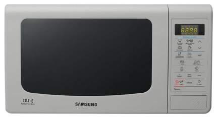 Микроволновая печь с грилем Samsung GE83KRS-3/BW silver