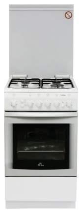 Газовая плита DeLuxe 506040.01г White