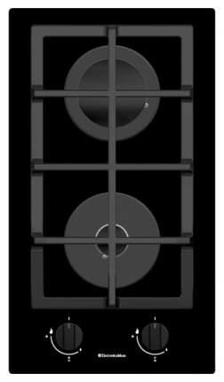 Встраиваемая варочная панель газовая Electronicsdeluxe GG2 400215F-000 Black