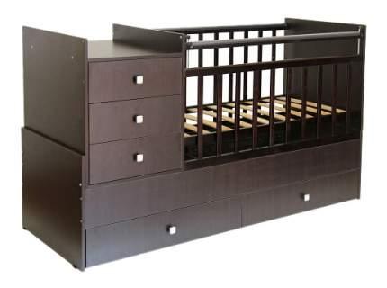 Кровать-трансформер Фея 1000 венге