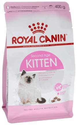 Сухой корм для котят ROYAL CANIN Kitten, домашняя птица, 0,4кг