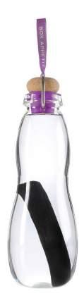 Эко-бутылка eau good glass с фильтром пурпурная