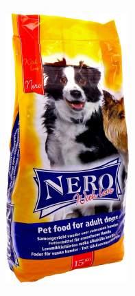 Сухой корм для собак NERO GOLD Croc Economy with Love, все породы, мясной коктейль, 15кг