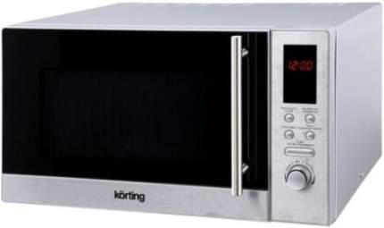 Микроволновая печь с грилем Korting KMO 823 XN silver
