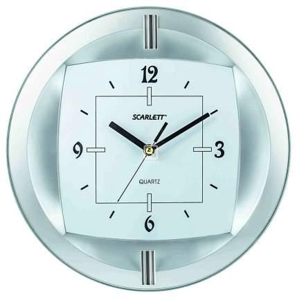 Часы Scarlett SC-55FT Серебристый
