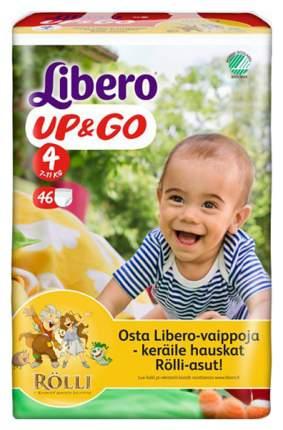 Подгузники Libero Up&Go Maxi 4 (7-11 кг), 46 шт.
