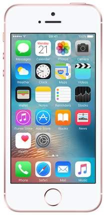 Смартфон Apple iPhone SE 128Gb (MP892RU/A) Rose Gold