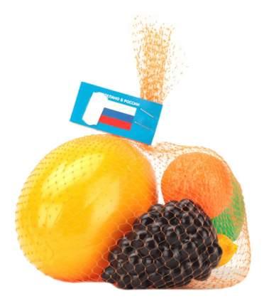 Набор фруктов игрушечный Пластмастер Тропинка