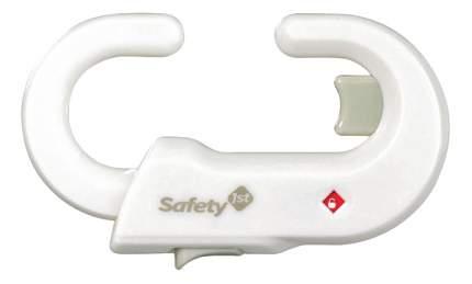 Блокиратор открывания распашной дверцы шкафа Safety 1St (Белый)