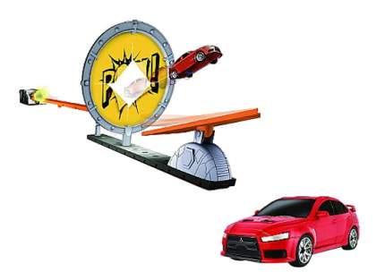 Автотрек Happy Well Force Jump Mitsubishi Lancer Evolution X