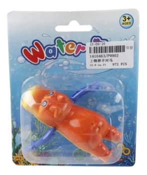 Заводная игрушка для купания Shantou Бегемот