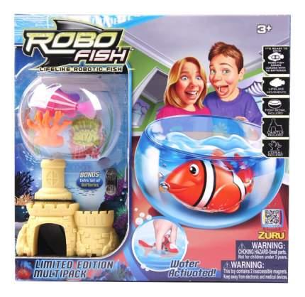 Интерактивная игрушка для купания Zuru Robofish