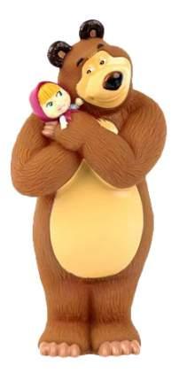 Игрушка для купания Затейники Мишка с Машей на руках