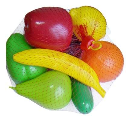 Набор продуктов игрушечный Совтехстром Фрукты и овощи