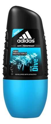 Дезодорант-антиперспирант Adidas Ice Dive 50 мл