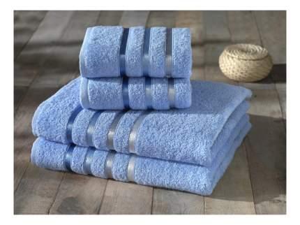 Набор полотенец KARNA голубой