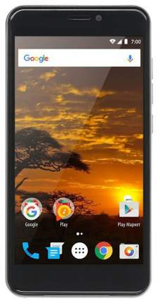 Смартфон Vertex Impress Lion 3G 8Gb Graphite