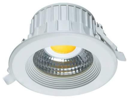 Встраиваемый светильник Uniel 3000K ULT-D01G-30W/WW