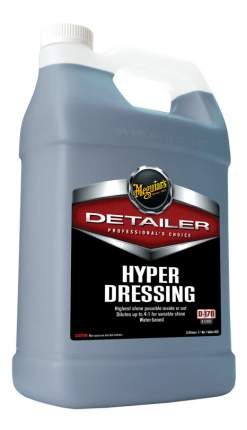 Средство для ухода за пластиком и винилом Detailer Hyper Dressing - 3.78 л D17001