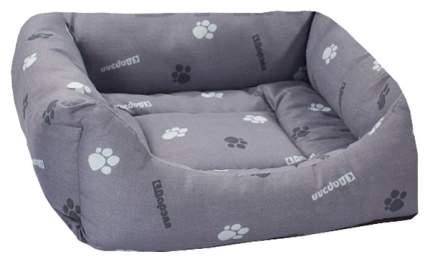 Лежанка для собак Дарэлл 51x51x17см в ассортименте