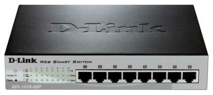Коммутатор D-Link DES-1210-08P
