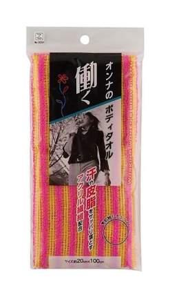 Мочалка для тела Kokubo С акриловыми волокнами женская