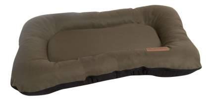 Лежанка для собак Katsu 85x118x13см коричневый