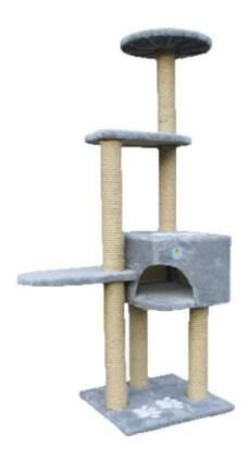 Комплекс для кошек Зооник 4-х этажный 22047