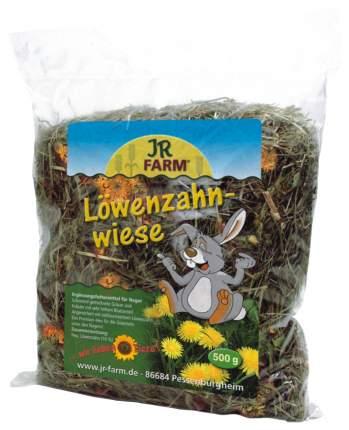 Сено для грызунов Jr Farm с одуванчиком 0.5 кг 1 шт