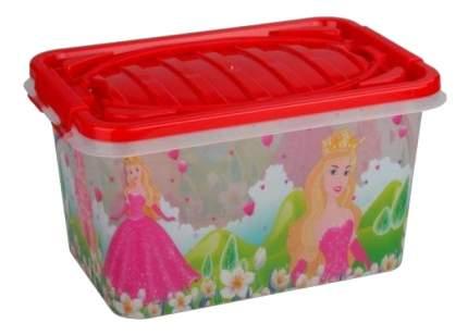 Контейнер для хранения вещей Альтернатива Принцесса 15 л