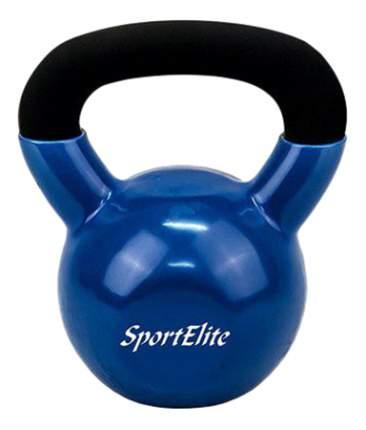 Гиря обрезиненная SportElite 24 кг ES-0290
