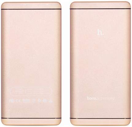 Внешний аккумулятор Hoco UPB03 6000 мА/ч Gold