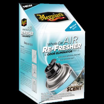 Нейтрализатор запахов в салоне Meguiar's Запах нового автомобиля - 59 мл G16402