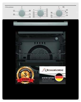 Встраиваемый электрический духовой шкаф Schaub Lorenz SLB EW4610 White