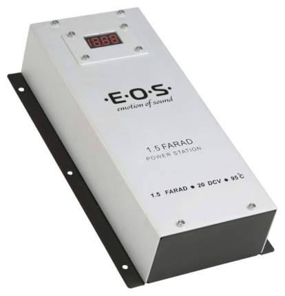 Конденсатор для автоакустики E.O.S. PS 1.5F 1,5Ф