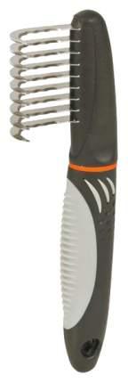 Колтунорезка для собак TRIXIE вертикальный черный