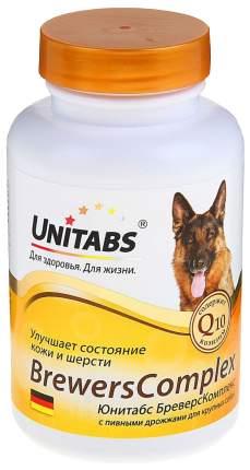 Витамины для домашних питомцев Unitabs Brevers Complex для кожи и шерсти 100 шт
