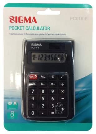 Калькулятор Sigma PC018-8